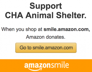 Support CHA Animal Shelter